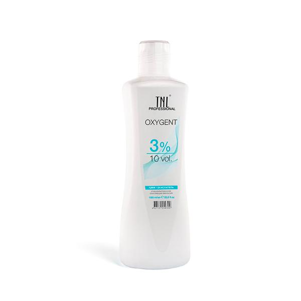 Крем-окислитель TNL Oxigent 3% (10 vol.) Корея, 1000 мл