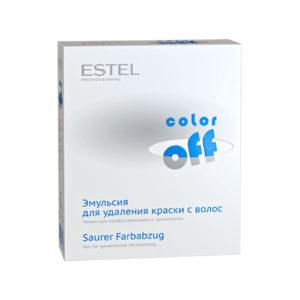 Эмульсия для удаления стойких красок с волос COLOR OFF