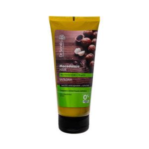 Бальзам для волос. Восстановление и защита Dr.Sante Macadamia Hair