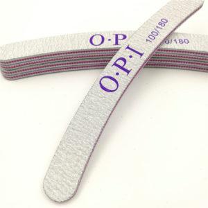 Пилки OPI 100/180 Бумеранг