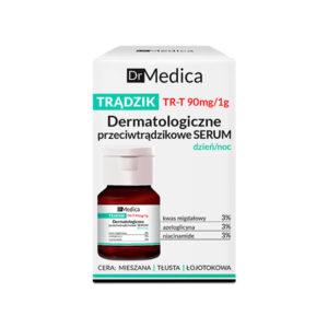 DR MEDICA ACNE Дерматологическая сыворотка анти-акне дневная/ночная Bielenda