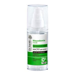 Масло для волос. Восстановление и защита Dr.Sante Macadamia Hair