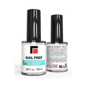 «NAIL PREP» обезжириватель (дегидрант) Milv