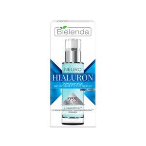 NEURO HIALURON Нейромиметическая омолаживающая сыворотка дневная/ночная Bielenda