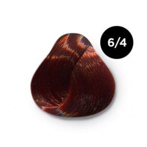 OLLIN COLOR  6/4 Темно-Русый Медный 60 Мл Перманентная Крем-Краска