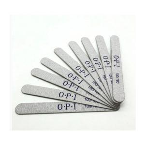 Пилки OPI 100/180 На деревянной основе