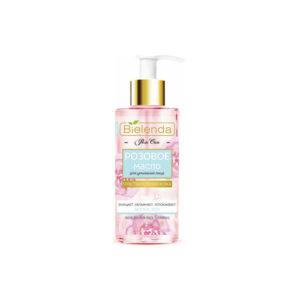 Гидрофильное масло для умывания ROSE CARE Bielenda