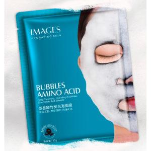 Очищающая кислородная маска для лица с аминокислотой Images