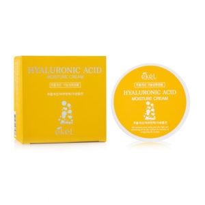 Крем увлажняющий с экстрактом гиалуроновой кислоты   Ekel Hyaluronic Acid Moisture Cream