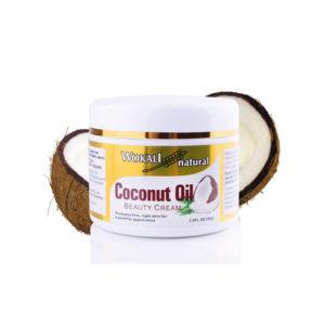 Кокосовый Крем для лица Coconut Oil Beauty Wokali