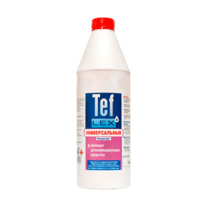 Тефлекс, Дезинфицирующее средство - МультиДез (универсальный концентрат)