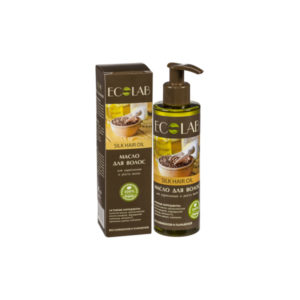 Масло Ecolab для укрепления и роста волос шелковое