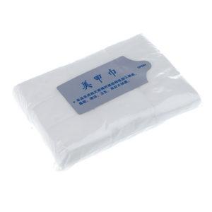 Безворсовые салфетки для маникюра и педикюра, мягкие