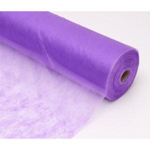 Простынь одноразовая 70*200 в рулоне Фиолетовый