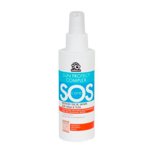 SolBianca молочко после загара для лица и тела SOS
