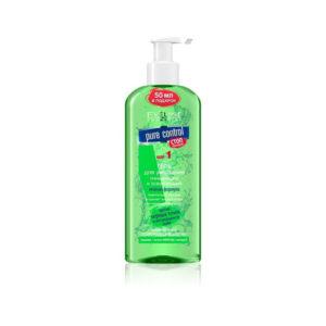 Eveline Cosmetics Гель для умывания очищающий и освежающий Pure Control