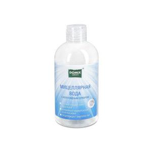 Мицеллярная вода с коллоидным серебром Domix