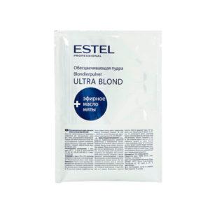 Обесцвечивающая пудра для волос DE LUXE ULTRA BLOND Estel