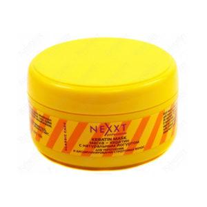 Маска кератин с натуральным йогуртом Nexxt Professional Keratin Mask