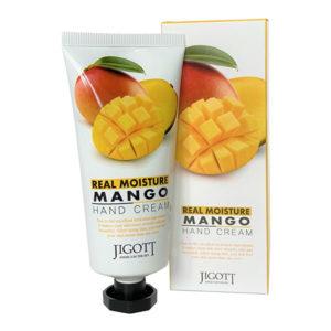 Увлажняющий крем для рук с маслом манго JIGOTT