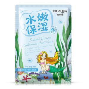 Омолаживающая маска с морскими водорослями BioAqua