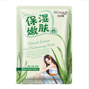 Тканевая маска с экстрактом алоэ Natural Extract