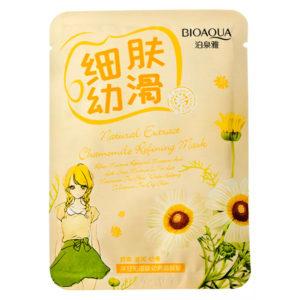 Очищающая маска с экстрактом ромашки BioAqua