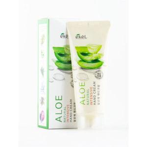 Крем для рук увлажняющий с Алоэ Natural Intensive Hand Cream