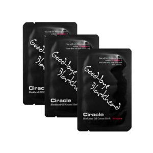 Салфетки для удаления черных точек Pore Control Blackhead Off Sheet Ciracle