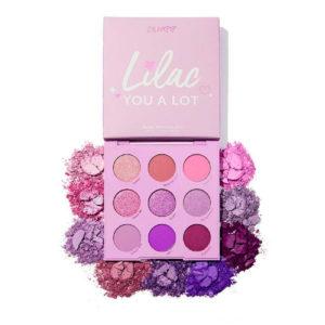 Тени для век 9 цветов Lilac You A Lot