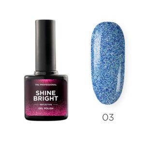Гель-лак TNL Shine bright №03 - Звездный небосвод