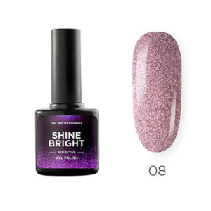 Гель-лак TNL Shine bright №08 - Чайная роза
