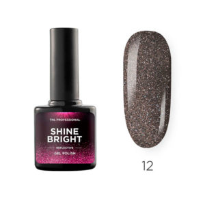 Гель-лак TNL Shine bright №12 - Лунная ночь